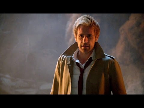 meets - John Constantine (Matt Ryan) encounters an angel (Harold Perrineau) in the series premiere, airing October 24th on NBC.