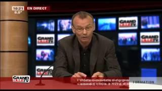 Le docteur Franck Bourdon.