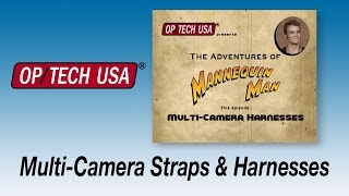 Multi-Camera Straps & Harnesses - OP/TECH USA