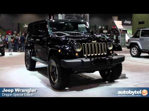 Jeep Walks Away With Autobytel's SUV of the Year Award
