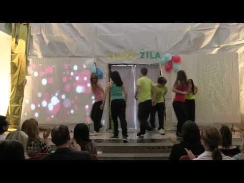 """2011 - Kultúrne vystúpenie """"Crazy Dance"""""""