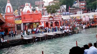 Haridwar for Purified River Ganga Water ,Hindu Thirtha Sthan ,Tourism Place, Entrance to Char Dham