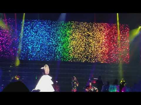 "Lady Gaga ""Born this Way"" Live in Chicago Wrigley Field"