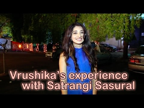 Vrushika Mehta aka Kaira of Satrangi Sasural talks