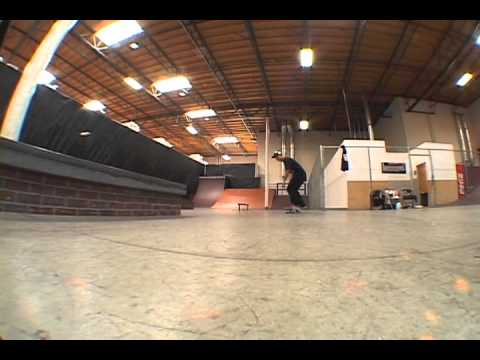 Switch Frontside Tailslides with Willy Santos