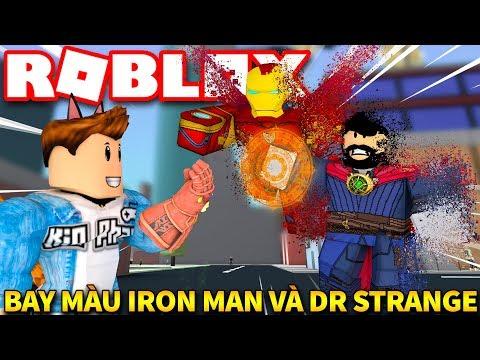 Roblox | KIA NGHE LỜI BA THANOS BÚNG TAY BAY MÀU IRON MAN VÀ DR STRANGE - Snap Simulator | KiA Phạm - Thời lượng: 15:29.