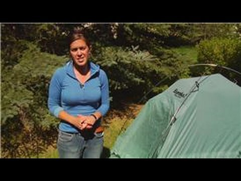 Backpacking & Camping Tips : How to Choose a Backpacking Tent