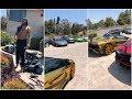 Chris Brown G-Checks Sage The Gemini Over Claiming Lamborghini Was His