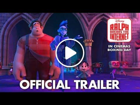 Disney's RALPH BREAKS THE INTERNET | Official HD Trailer #2 | In Cinemas Now