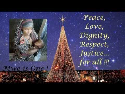 Tekst piosenki Olivia Newton John - A mother's christmas wish po polsku