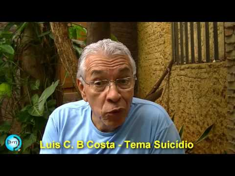 Suicídio por Luis Carlos Barros Costa, entrevista Betto Mariano