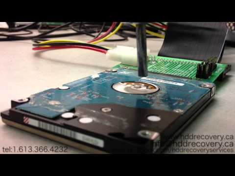 HDD - http://www.hddrecovery.ca http://www.facebook.com/hddrecoveryservices Toshiba HDD recovery tutorial: This video explains one very special and extremely usefu...