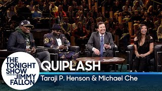 Video Quiplash with Taraji P. Henson and Michael Che MP3, 3GP, MP4, WEBM, AVI, FLV Juli 2018