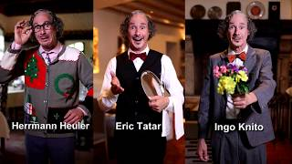 Ingo Knito Comedy Spasskellner  & Comedy Magic Trailer