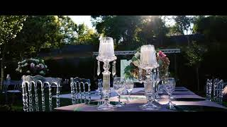 No 1903 Tesisleri Etiler - Lamia Ali Wedding film - Desida Events