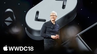 Video WWDC 2018 Keynote — Apple MP3, 3GP, MP4, WEBM, AVI, FLV Oktober 2018