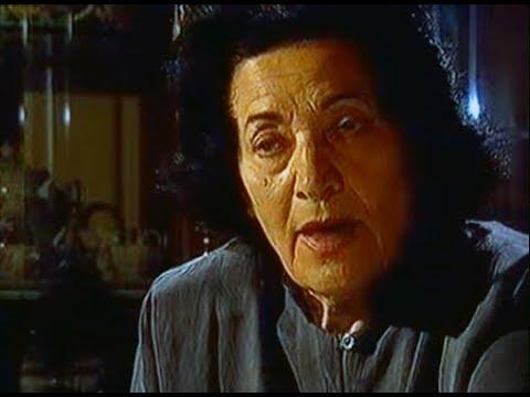 Holocaust Survivor Testimony: Iris Mozzeri
