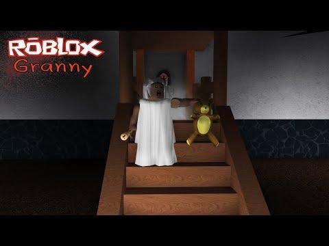 Roblox : Granny คุณยายครับ แก่แล้วไปนอนเถอะครับ