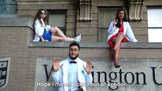Nerds that Party - A Bad and Boujee Parody by WashU School of Medicine