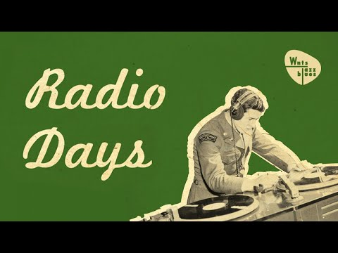Radio Days, Golden Days - Jazz On Air : Big Bands, Swing Bands & Dance Bands