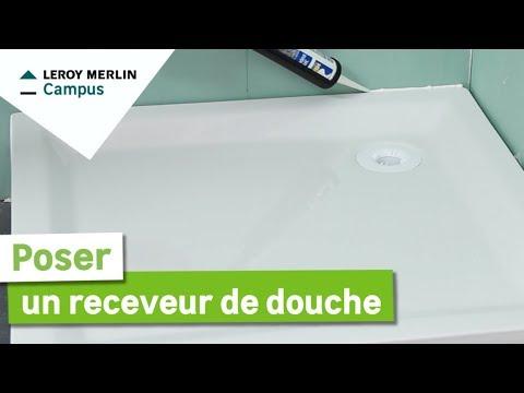 comment demonter bonde de douche