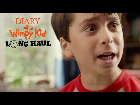 Diary of a Wimpy Kid: The Long Haul | It's Not Easy Being Greg Heffley | Fox Family Entertainment