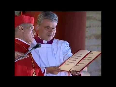 tn - El momento en que anuncian a Bergoglio como Papa - Sorpresa de periodista en TN.