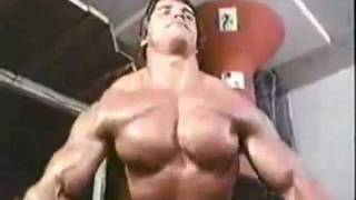 Arnold Schwarzenegger Gets Angry
