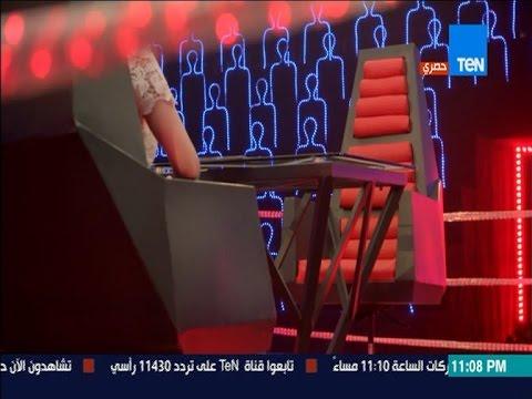"""إيمان البحر درويش يترك منى عبد الوهاب وينسحب من """"مصارحة حرة"""""""