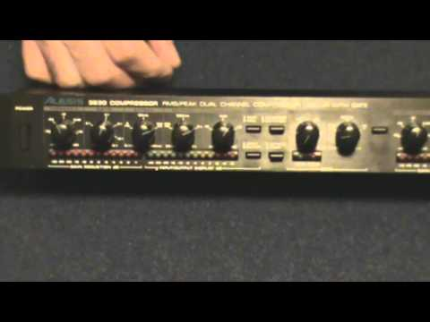 Intro to Compressors – AudioTech