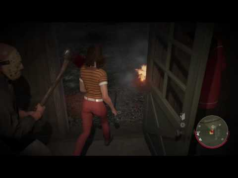 Friday the 13th Hitbox Porn