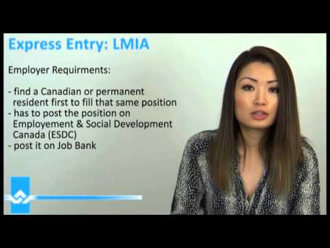 Express Entry and LMIA Video