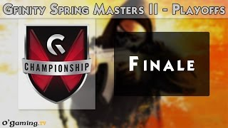 No Spoiler - Gfinity Spring Masters II - Day 3 - Playoffs - Finale [FR]