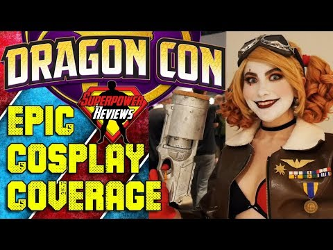 DragonCon 2018 Epic Cosplay Music Video