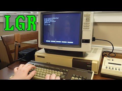 LGR - NEC PC-8801 Update: It Works!