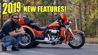 3. 2019 Harley Davidson Trike