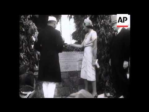 INDIA'S GOVERNOR-GENERAL AT DELHI UNIVERSITY (видео)