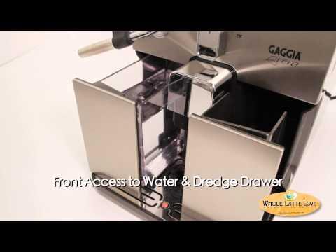 Gaggia Brera Compact Espresso Machine
