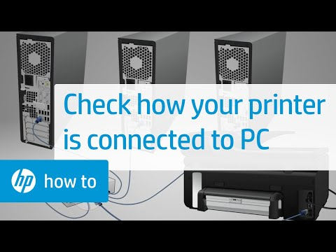 Checking the Network Connection Between Your Printer and Computer