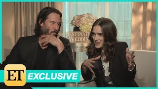 Video Winona Ryder and Keanu Reeves Reveal Their 'Healthy Crushes' on Each Other (Exclusive) MP3, 3GP, MP4, WEBM, AVI, FLV Januari 2019