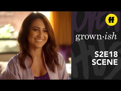 grown-ish Season 2, Episode 18 | Ana Is Kicking It With Aaron Again | Freeform