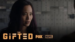 Blink Confronts Thunderbird About Her False Memories | Season 1 Ep. 6 | THE GIFTED