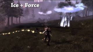 Video Fable 3: All Magic (Will) Spell Combinations - Archmage MP3, 3GP, MP4, WEBM, AVI, FLV September 2018