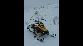 2. Ski-Doo Renegade 550f