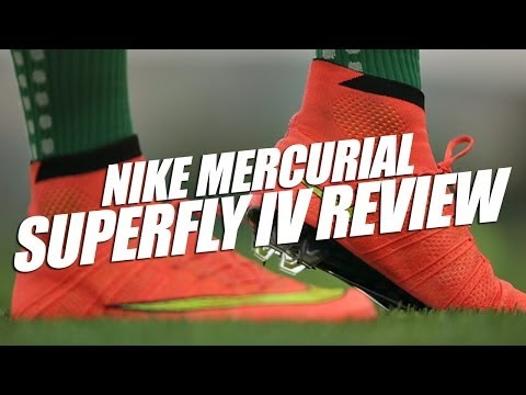Nike_Mercurial_Video - Nike Mercurial Superfly IV review is our latest WebTV review, and today Jakob takes a closer look at the new Mercurial Superfly boot that features a Flyknit ...