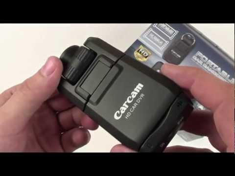 Обзор видеорегистратора carcam 210