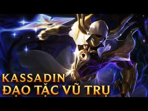 Kassadin Đạo Tặc Vũ Trụ - Cosmic Reaver Kassadin
