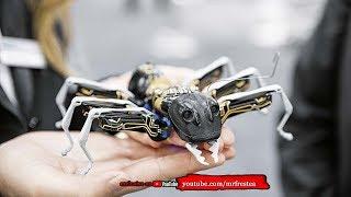Video 10 Robot Yang Menyerupai Bentuk Hewan MP3, 3GP, MP4, WEBM, AVI, FLV Agustus 2017