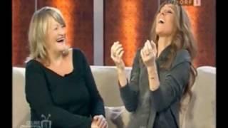 Celine Dion's vocal skills live