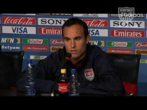 Entrevista a Landon Donovan en español